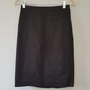 H&M Pencil Skirt Black NWT Classic Work Career 6